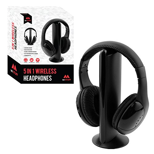 auricular headphone 5 en 1 mh2001