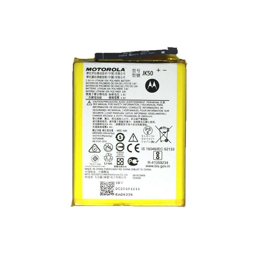 bateria original moto g7 power xt1955- jk-50