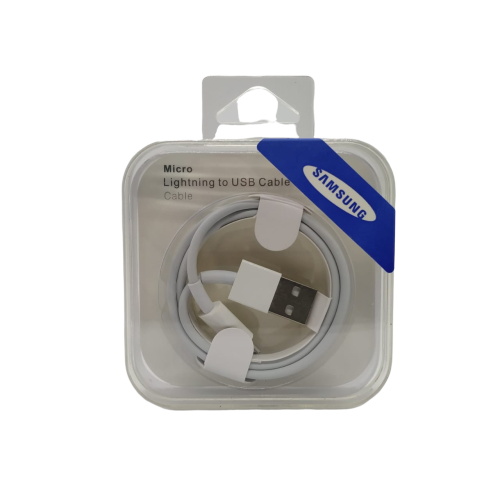 cable tipo c samsung 1mts original