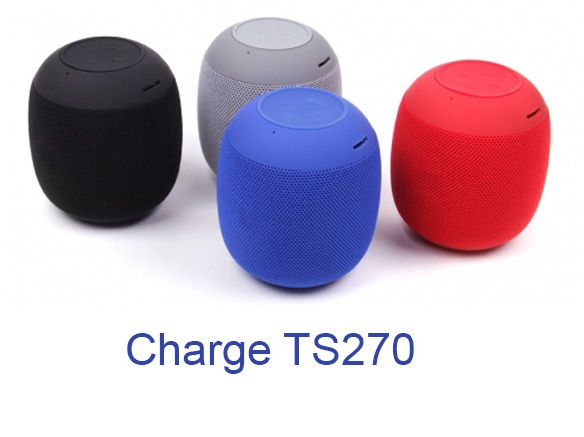 parlante charge ts270 - bluetooth/radio/aux/usb/memoria