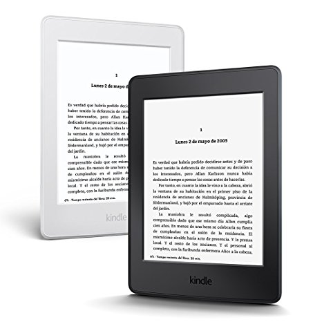 e-reader kindle 6