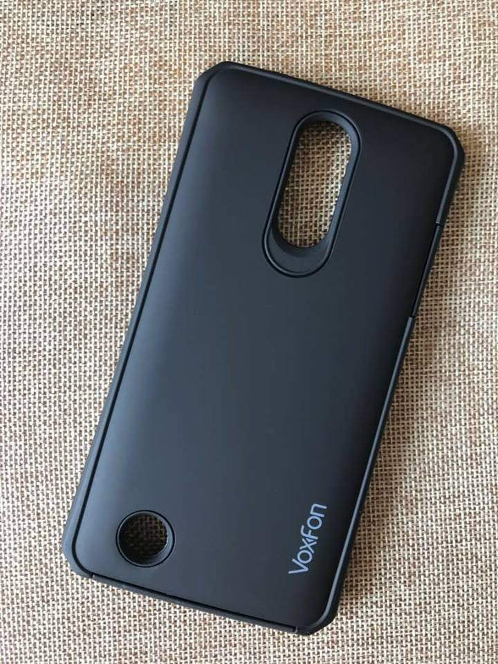 funda glazed case moto g6 negro