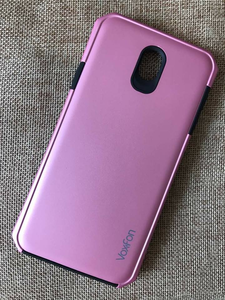 funda glazed case moto g6 rosa