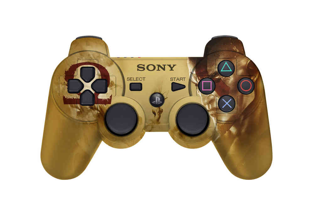 joystick sony ps3 bluetooth camuflados
